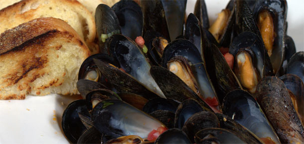 Christopher's Mussels